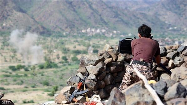 قوات الجيش الوطني تنفذ عدة كمائن ضد مليشيا الحوثي في تعز