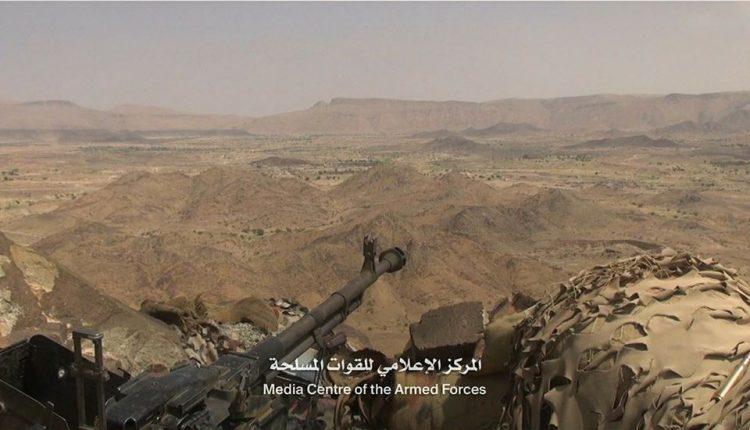 قوات الجيش الوطني تستعيد مواقع جديدة في صرواح وتقترب من معسكر ماس الاستراتيجي