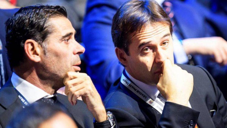 اسبانياً تختار هييرو مدرباً للمنتخب خلفاً لجولين لوبيتيغي الذي سيدرب ريال مدريد