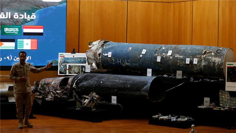 الامين العام للامم المتحدة.. بقايا صواريخ التي اطلقها الحوثيون على السعةدية ايرانية الصنع