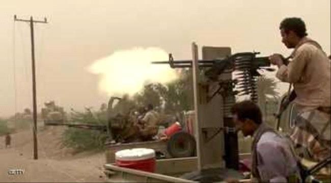 قوات الجيش الوطني تأسر عدد من عناصر المليشيات في ميسرة جبهة نهم
