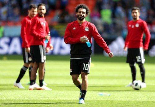 حقيقة عودة إصابة اللاعب المصري محمد صلاح