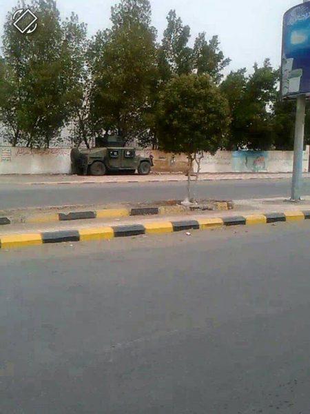 مليشيا الحوثي تسحب قواتها من كيلو 7 وكيلو 4 إلى داخل مدينة الحديدة