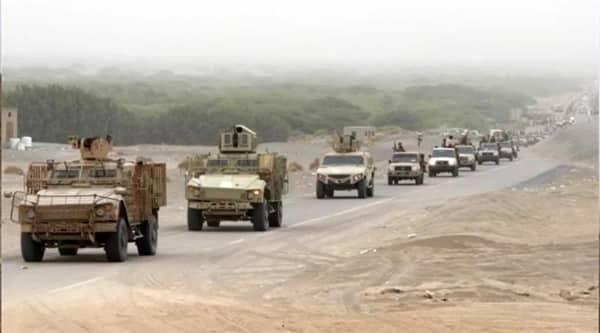 بعد تحرير مطار الحديدة قوات الجيش الوطني تواصل تقدمها باتجاه كيلو 16
