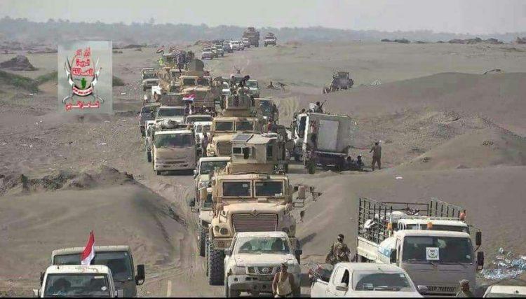 قوات الجيش الوطني تمشط منطقة منظر وتسيطر على منصة 22 مايو وتحاصر قناصة المليشيات