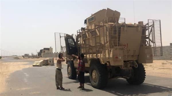 """الإمارات تعزز جبهة الحديدة بقوات موالية لعائلة """" المخلوع صالح"""""""