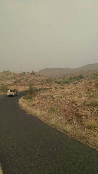 قوات الجيش الوطني تعلن تحرير مديرية نعمان بالبيضاء ومقتل أكثر من 20 حوثياً
