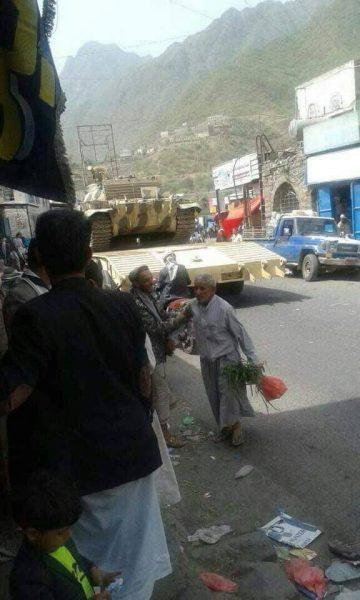 مليشيا الحوثي تدفع بالمزيد من التعزيزات إلى الحديدة والمحافظ يؤكد بانها لا عذر اليوم لمن لا زال يقاتل مع المليشيات