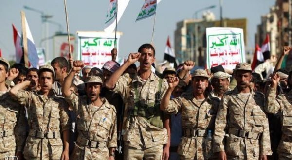 قيادة التحالف العربي تعلن استهداف 41 حوثيا في مران بصعدة بينهم 8 عناصر من حزب الله