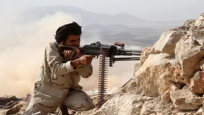 قوات الجيش الوطني تواصل التقدم في جبهة الملاحيظ وانهيار في صفوف المليشيات