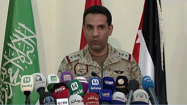 المتحدث باسم التحالف يعلن استمرار العمليات العسكرية بالحديدة