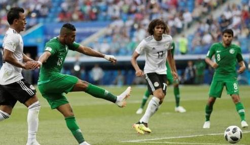 نتيجة مصر والسعودية .. الأخضر يحسمها في آخر دقيقة ويكسب النقاط الثلاث