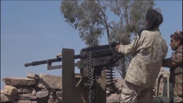 قوات الجيش الوطني تسيطر على عددا من المواقع بجبهة مقبنة غرب تعز
