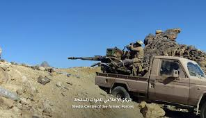 قوات الجيش الوطني تحاصر المليشيات في سد العقران وتتقدم باتجاه مركز نهم
