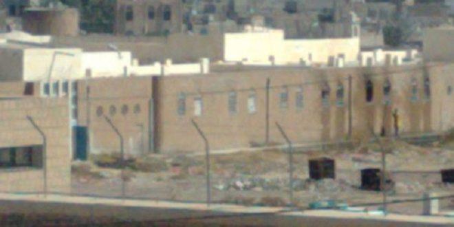 """القيادي الحوثي """"المقدشي"""" يهرب مساجين مُدانين بقضايا قتل من السجن المركزي في محافظة ذمار"""