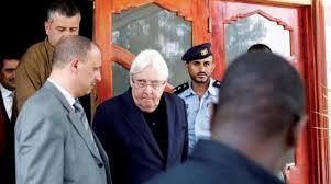 غريفيث يعود الى صنعاء في محاولة أخيرة لإقناع الحوثيين الإنسحاب من الحديدة