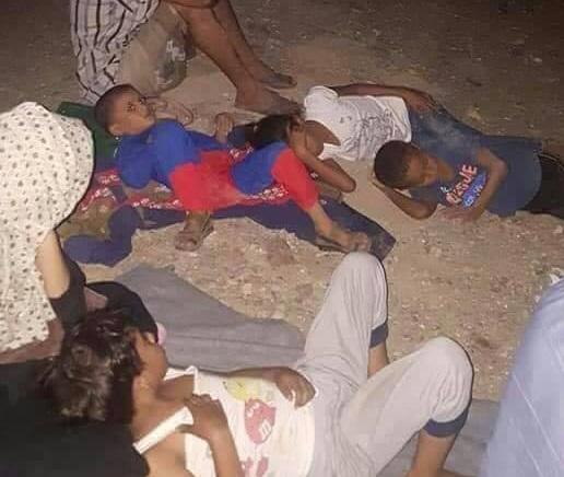 صنعاء: مليشيات الحوثي تقتحم مدرسة لنازحين الحديدة وتهدد باعادتهم الى هناك