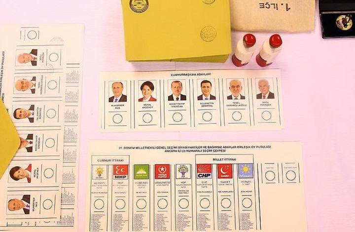 اللجنة العليا للانتخابات التركية تعلن النتائج النهائية للانتخابات الرئاسية