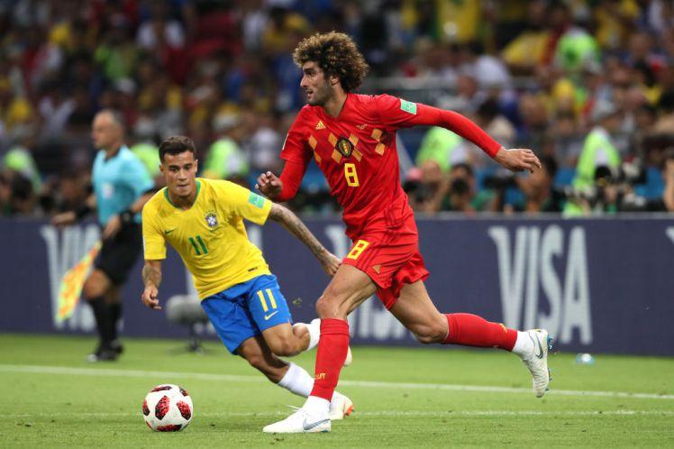 فرنسا وبلجيكا إلى نصف نهائي مونديال روسيا 2018 على حساب الاوروغواي والبرازيل