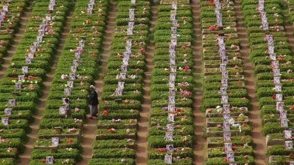 الحوثيون يفرضون على مكتب الأوقاف بصنعاء توفير أراضي لإنشاء مقابر جديدة لقتلاهم
