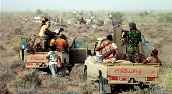 قوات الجيش الوطني تحرر سوق التحيتا وتكبد مليشيا الحوثي خسائر فادحة