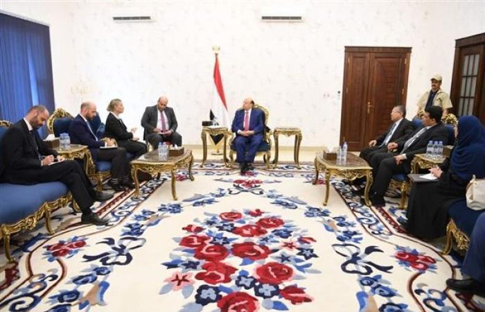 رئيس الجمهورية يدعو الأمم المتحدة لتوسيع نشاطها باليمن ويؤكد تقديم كافة التسهيلات