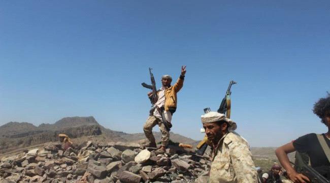 قوات الجيش الوطني تحرر مواقع جديدة بمديرية القبيطة بمحافظة لحج
