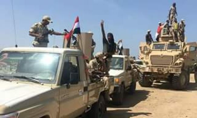 قوات الجيش تدفع بتعزيزات كبيرة لتنفيذ عملية عسكرية واسعة بمدينة زبيد