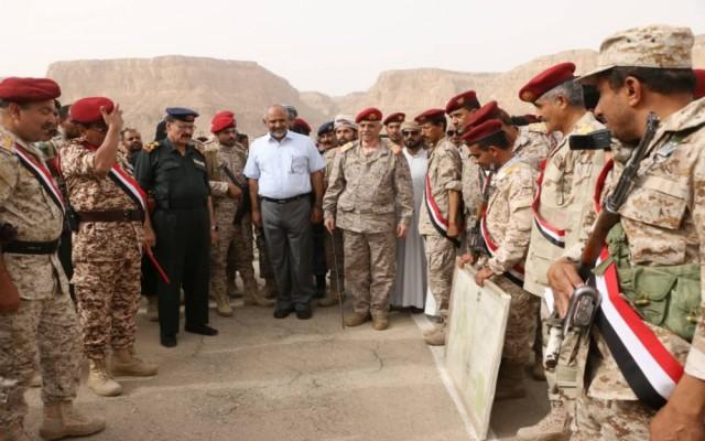المنطقة العسكرية الأولى تدشن المرحلة الثانية من العام التدريبي والقتالي والإعداد المعنوي 2018م