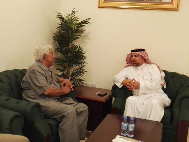 وزير الصحة يبحث مع مركز الملك سلمان مشروع دعم مراكز غسيل الكلى