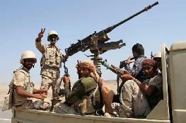 شبوة: القوات الحكومية المشتركة تحكم سيطرتها على العاصمة عتق