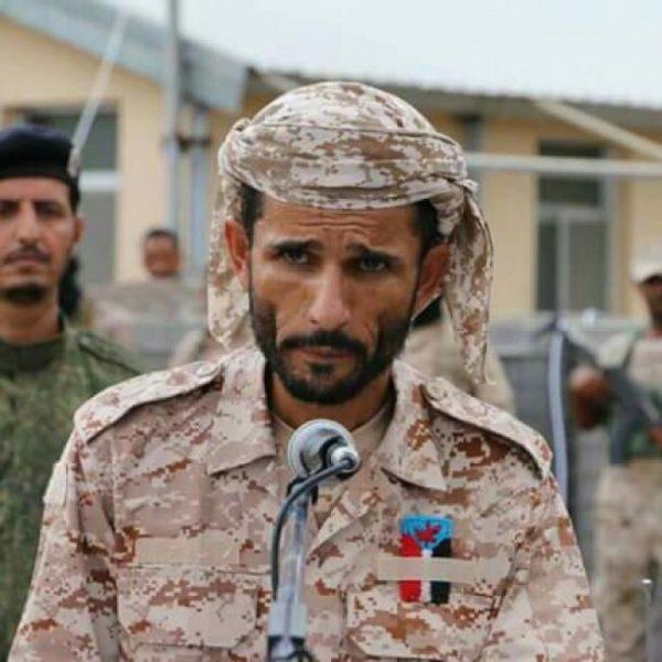 """عاجل .. مقتل منير اليافعي """"ابو اليمامة"""" في انفجار معسكر الجلاء بالبريقة بعدن"""