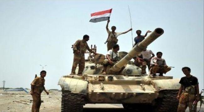 الجيش الوطني يؤكد محاصرة عبدالملك الحوثي في مران