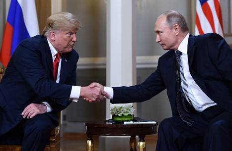وكالة روسية: اهم 10 نقاط في لقاء ترامب وبوتين