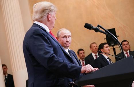 صحيفة بريطانية تحذر.. كارثة جديدة في الشرق الاوسط يبشر بها تحالف ترامب-بوتين