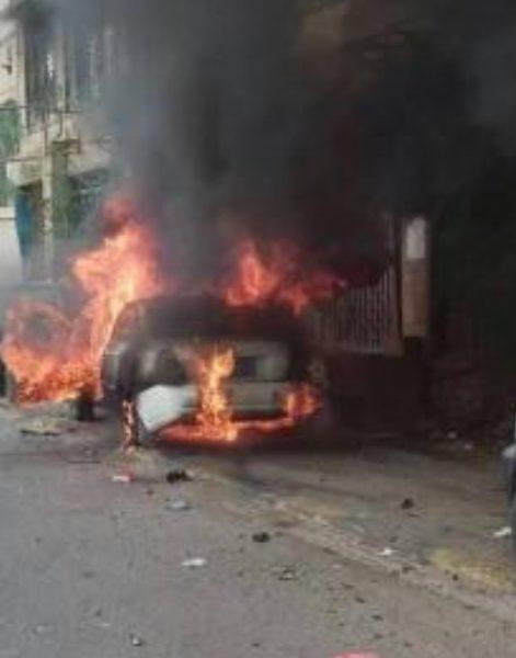عدن: تفاصيل انفجار المعلا صباح اليوم