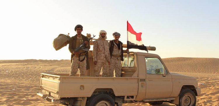 الجيش الوطني يحرر مواقع جديده في كتاف ويواصل الزحف صوب مركز المديرية