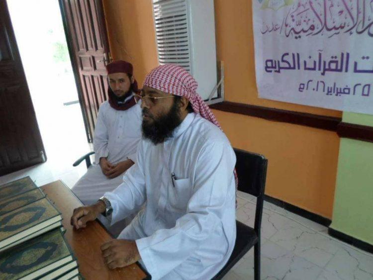 عاجل: إغتيال الشيخ بازرعة إمام وخطيب مسجد عبد الله في المعلا بعدن