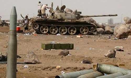 قوات الجيش تطلق عملية عسكرية لاستكمال السيطرة على مديرية التحيتا وتطويق مدينة زبيد وتأمين خط الجبلية