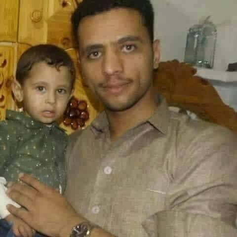 شاب حوثي يعود من الجبهة ويرمي نفسه وطفله من جبل شاهق في مناخة بصنعاء