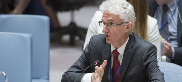 مسؤولا في الأمم المتحدة: اليمن يشهد أكبر عملية إنسانية على مستوى العالم