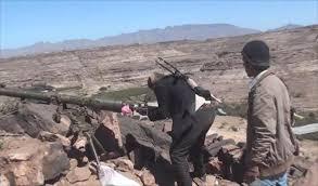 الجيش الوطني يسيطر على عددا من المواقع في جبهة مريس بالضالع