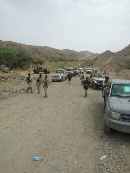 قوات الجيش تطلق عملية عسكرية واسعة في البيضاء لاستكمال تحرير الملاجم