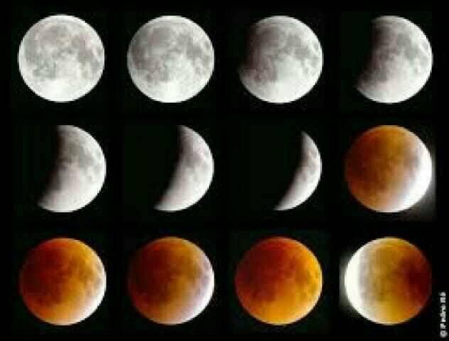 العالم يشهد مساء اليوم الجمعة أطول خسوف للقمر في القرن الـ21