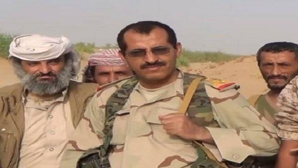 الرئيس هادي ونائبه محسن يعزون رئيس هيئة الأركان (العقيلي) بوفاة نجله