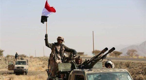 الجوف.. مدفعية الجيش الوطني تعطب عربة عسكرية للمليشيات ومقتل واصابة من كانوا على متنها