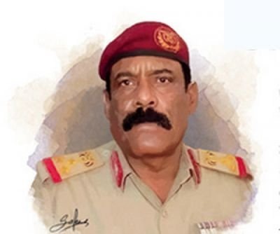 قرار جمهوري بترقية القائد العسكري ثابت جواس