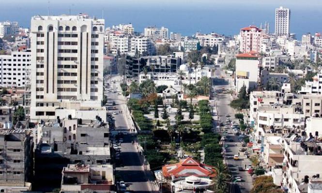 فصل الحصار في قارة غزة..