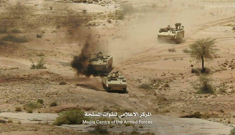 صعدة: الجيش الوطني يستكمل تحرير سلاسل جبلية محيطة بمركز مديرية باقم