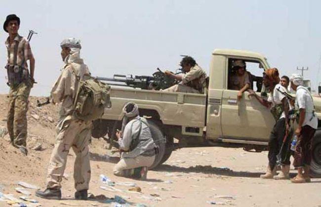 قوات الجيش تحبط محاولة تسلل لمليشيا الحوثي في المصلوب بالجوف